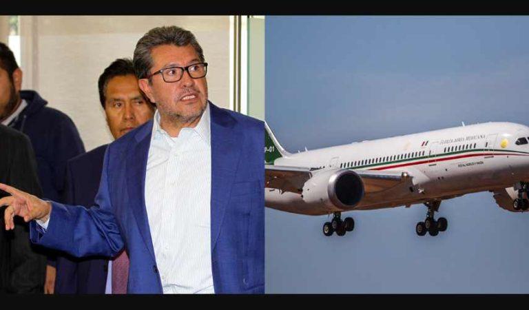 'Prepárense para comprar un cachito' de la rifa del avión presidencial: Monreal