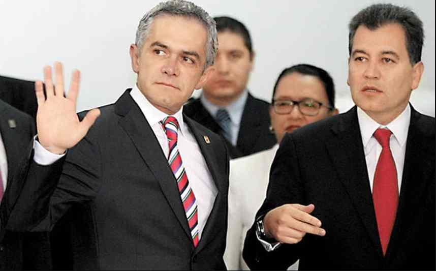 Juez federal frena la captura del ex jefe de gabinete de Miguel Mancera