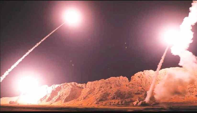 Irán advierte que ataque contra EU es el inicio de su venganza