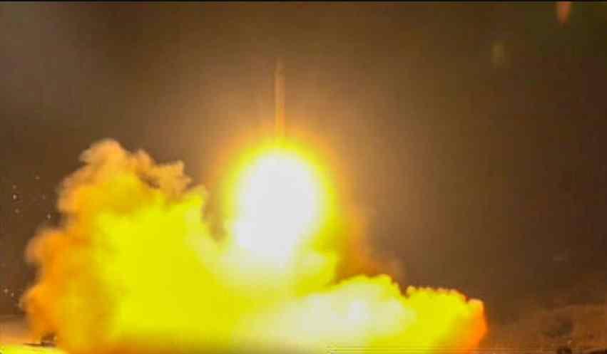 Cohete impacta cerca de la embajada de EU en Irak