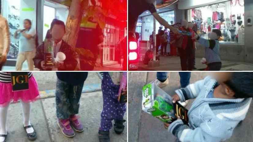 """Hijo de """"El Chapo"""" regala juguetes a niños por día de Reyes"""