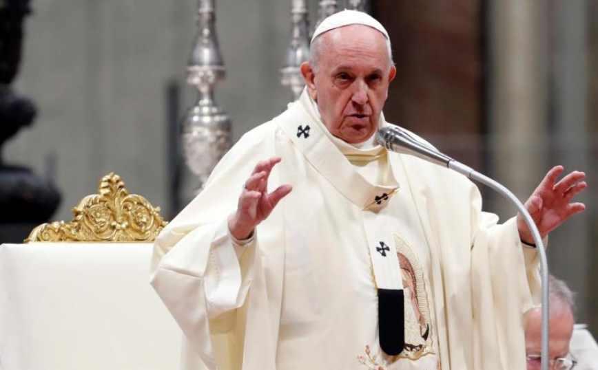Empresarios han acusado a AMLO con el papa Francisco
