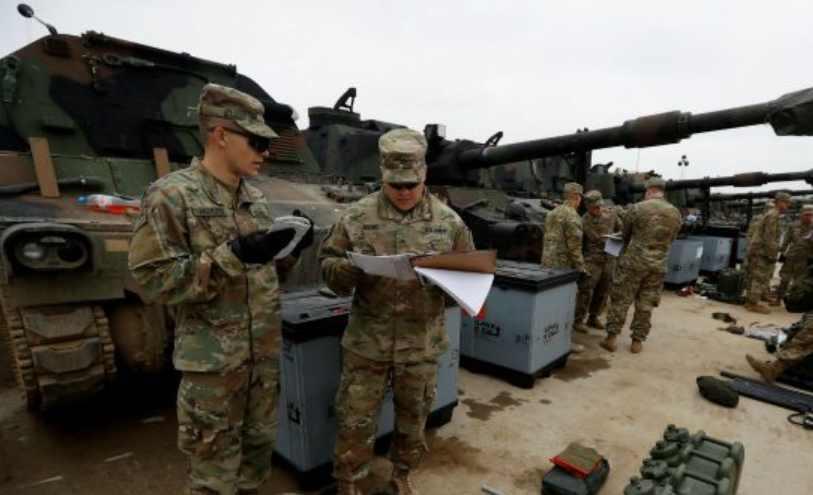EU responde Irak tras exigencia de retirar a sus tropas