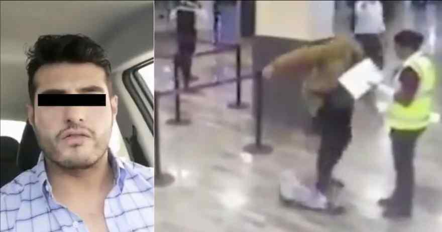 Sujeto acusa a Volaris de romper la jaula de su perro; aerolínea lo exhibe (video)