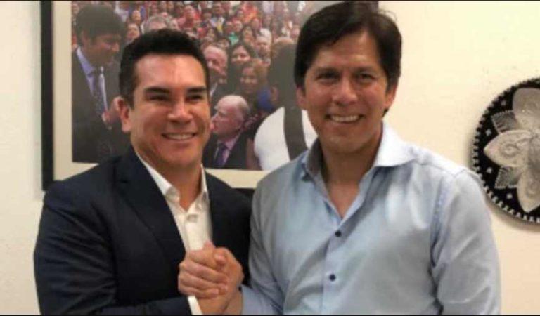 Alito en EUA se reunió con 1er líder latino en Senado de California