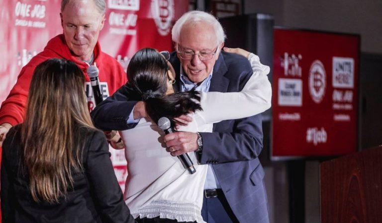 Cuando Bernie Sanders y su movimiento de masas se convierten en la «peor pesadilla» de quienes gobiernan el mundo