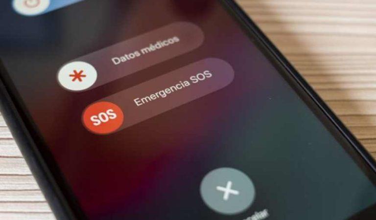 Cómo configurar el celular para enviar una alerta en caso de emergencia
