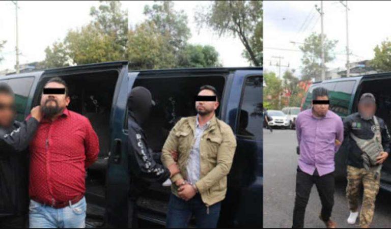 Caen 3 integrantes del Cártel Nuevo Imperio en alcaldía Miguel Hidalgo