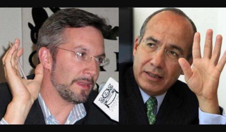 Calderón VS Ackerman: por relevo del INE