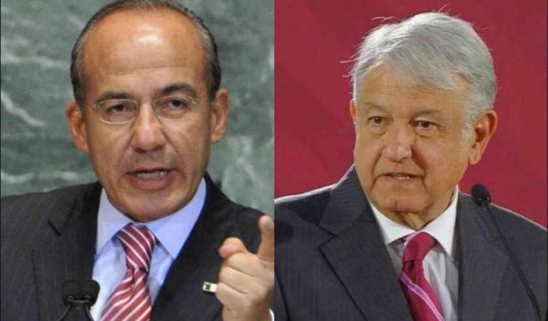 'Comandante Borolas' y 'El Cacas', la batalla entre simpatizantes de Calderón y AMLO