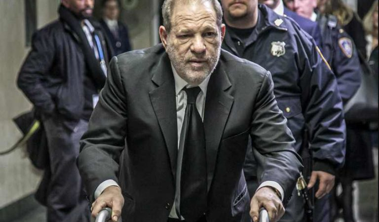 Nuevo cargo contra Harvey Weinstein por abuso sexual