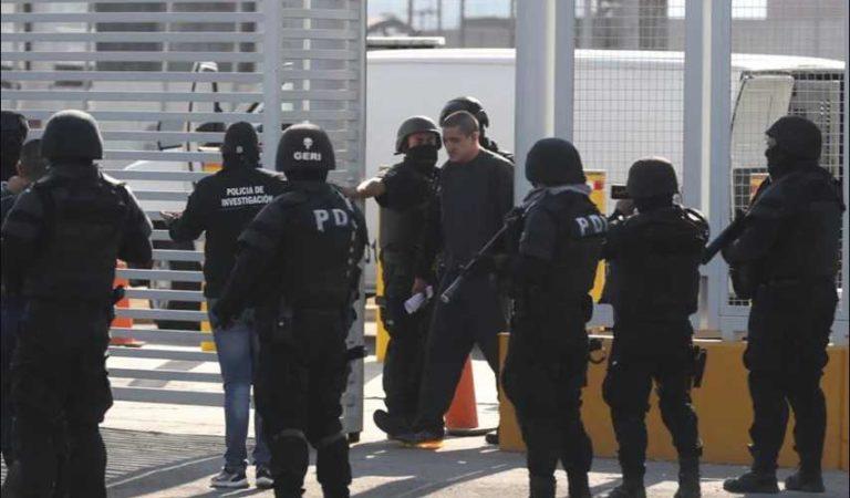 Trasladan a 'El Lunares' al reclusorio Norte por asesinato y delincuencia organizada