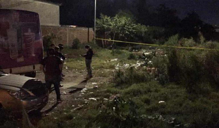 Encuentran el cuerpo de un hombre atado de pies y manos, en Sinaloa.