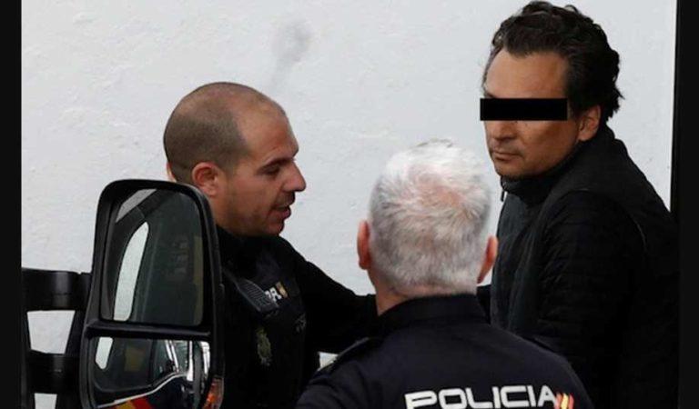 Extradición de Lozoya será proceso largo, dice embajador de España