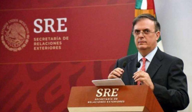 FGR trabaja en solicitud de extradición de Emilio Lozoya, confirma Ebrard
