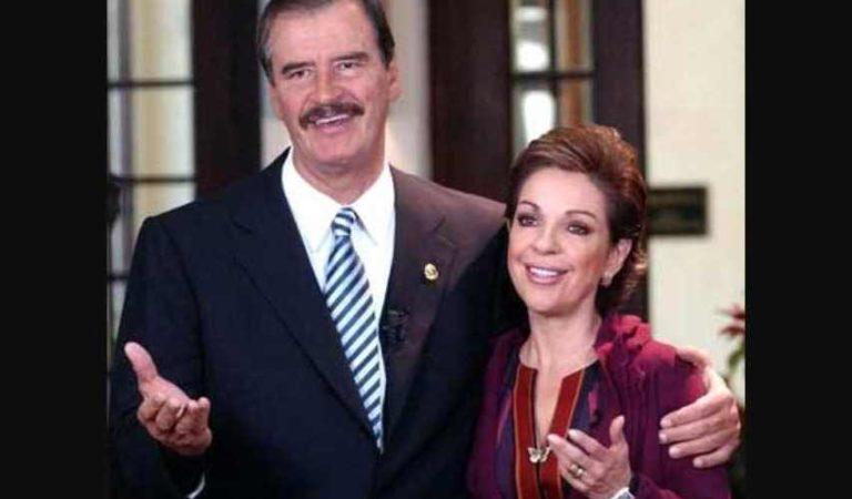 Fox propone a Marta Sahagún para presidenta, ella revira: nada de 2024