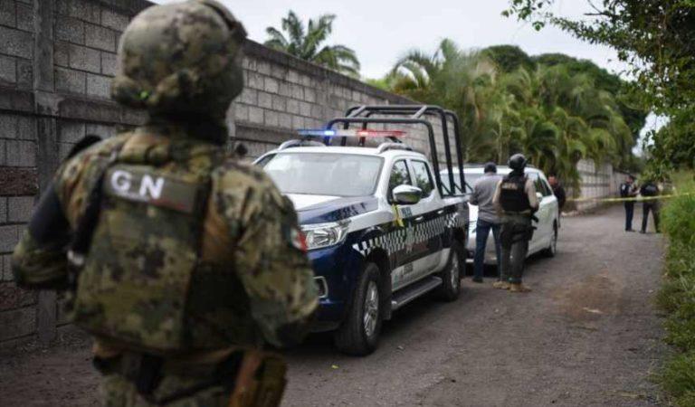 Hallan 8 cuerpos ejecutados en rancho de Huetamo, Michoacán
