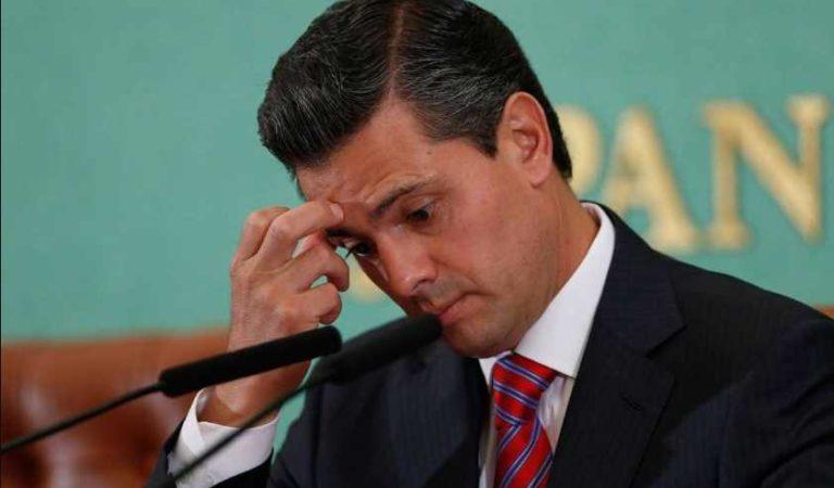 Exhibe WSJ presunta investigación por corrupción contra Peña Nieto por caso Odebrecht