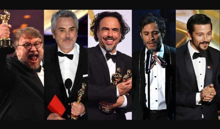 Los mejores discursos de los mexicanos en los Oscars