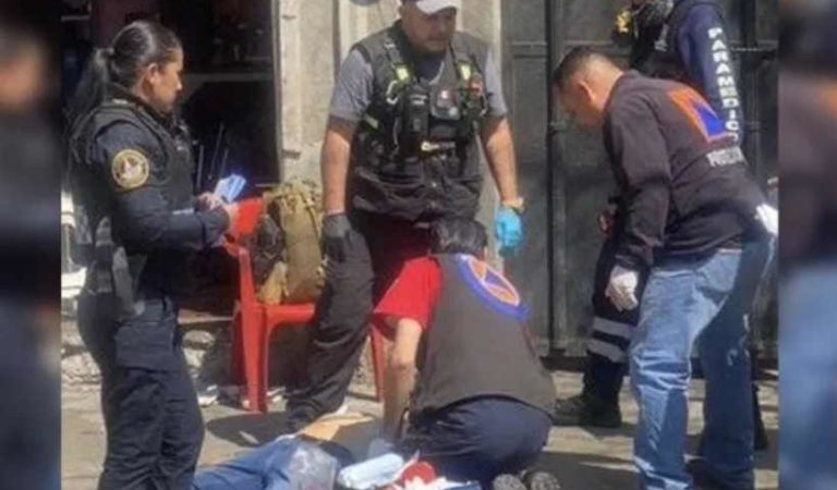 Matan al Chiquitín presunto extorsionador en Peralvillo