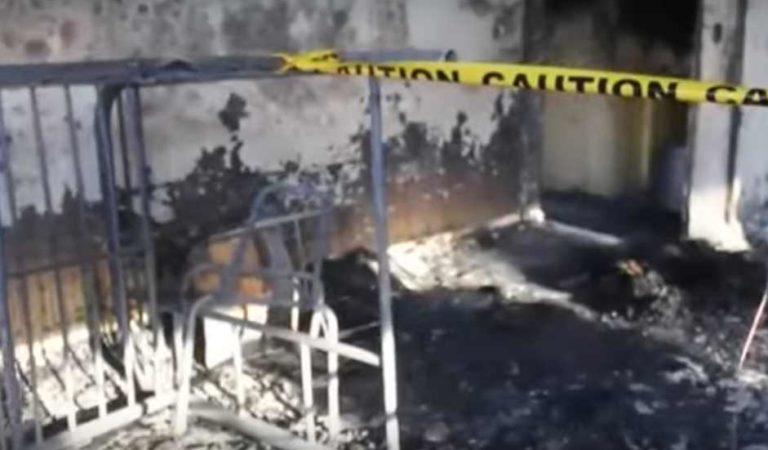 Mueren 15 niños en el incendio de un orfanato en Haití