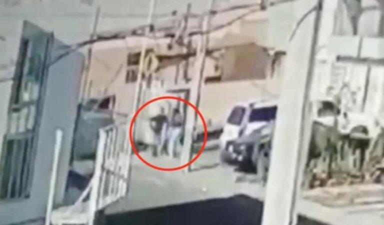 Mujer se enfrentó a secuestradores y evitó que le quitaran a su hijo | VIDEO