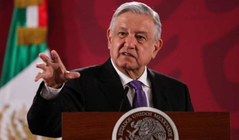 AMLO exhibirá a partidos políticos que no quieran apoyar ante coronavirus