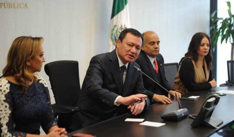 Osorio Chong se deslinda de caso Odebrecht y decisiones de Pemex