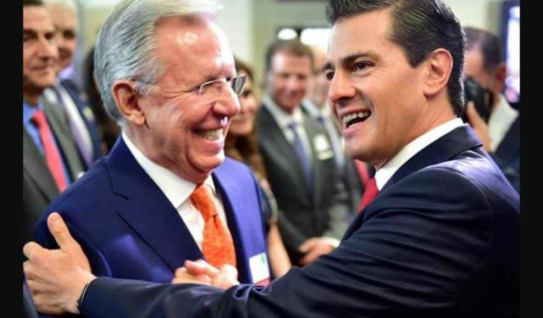 López Dóriga recibió cientos de millones del IMSS en sexenios de Calderón y Peña Nieto