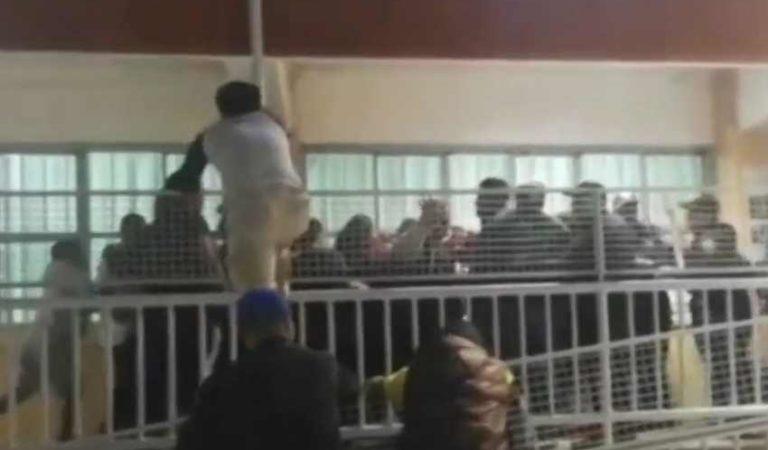 Protestan por supuesto intento de violación en escuela de CDMX
