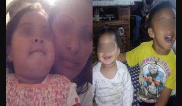 Hijos de Mario, feminicida de Fátima, habrían sido abusados también