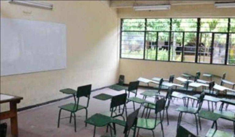 Sin clases 17 municipios de Oaxaca por Frente Frío 41