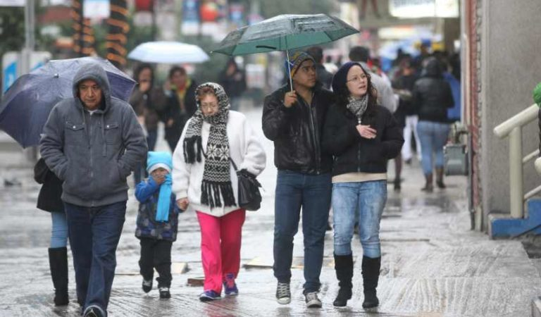 Suman 20 muertos por temporada invernal en México