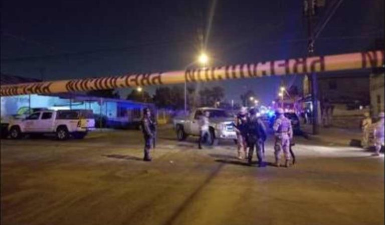 Asesinan a tres mujeres en Mexicali, agresor escapó en moto | VIDEO