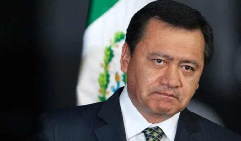 'Voy a dar la cara, no tengo nada que esconder': Osorio Chong tras investigación de la SFP