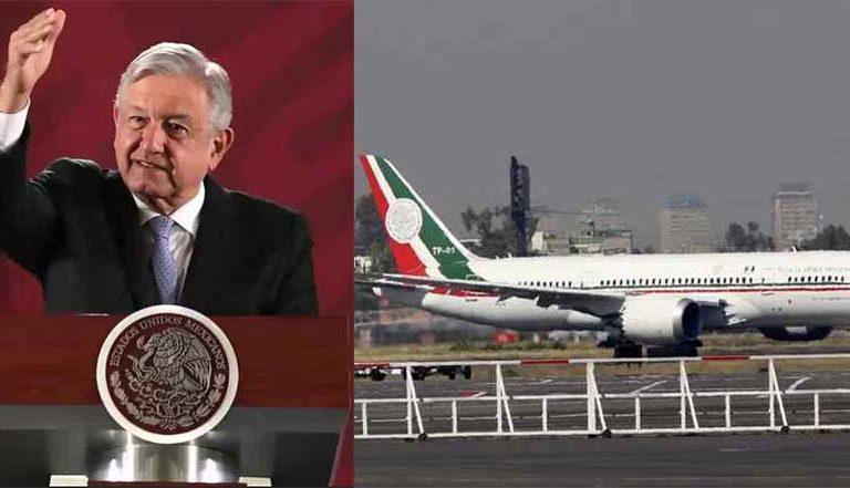 AMLO reitera que rifa de avión sigue en pie, la fecha no cambia ni se detiene