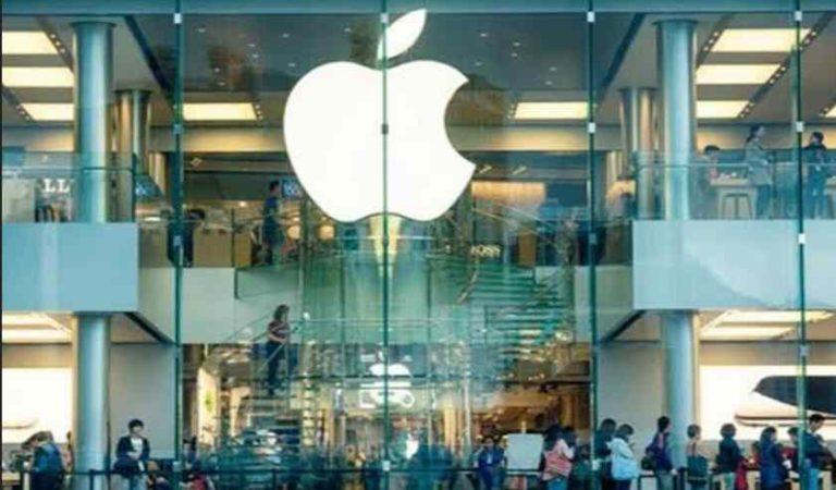 Apple cierra sus tiendas en China por brote de coronavirus