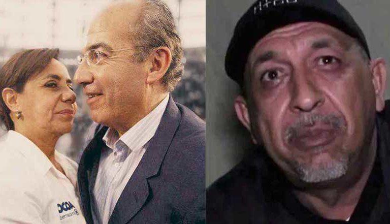 """Calderón mando ejecutarme por denunciar que su hermana le pedía favores a la """"Tuta"""": Lemus"""