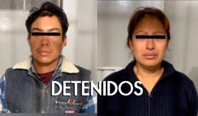 Giovana 'N', presunta abusadora y feminicida de Fátima, podrá denunciar a su esposo por violencia