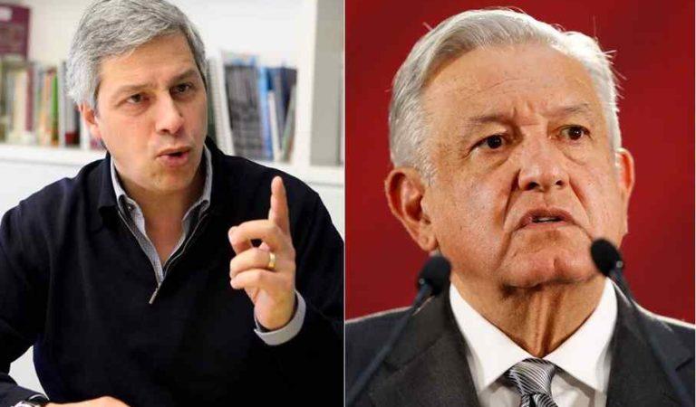 Claudio X. González desata toda su furia y calumnias contra AMLO