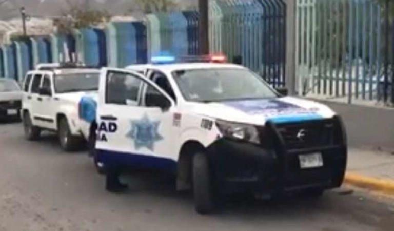 Detienen a maestra por amenazar a alumnos en escuela primaria de Nuevo León