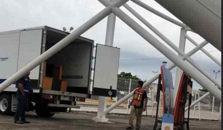 SAT embarga el estadio de los Dorados de Sinaloa