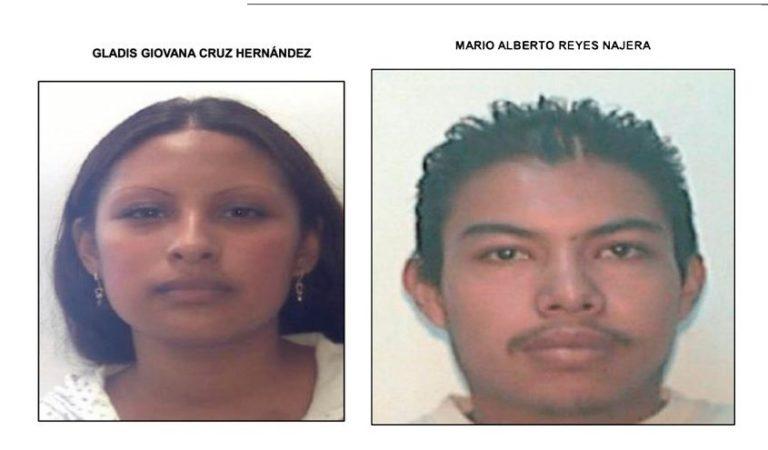 Capturan a presuntos asesinos de Fátima Cecilia en Edomex