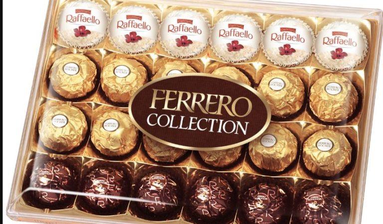 Sólo un tercio de Ferrero es chocolate: Profeco