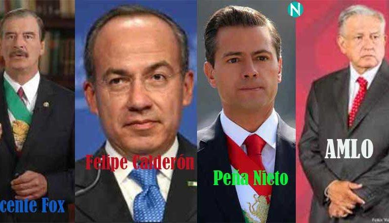 Consulta para enjuiciar a expresidentes está abierto: AMLO