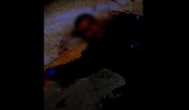 ¡No, ya, no me maten, por favor!: ladrón suplica por su vida | VIDEO