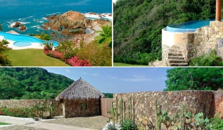 Juez da revés a FGR; cancela embargo de mansión de Lozoya en Ixtapa