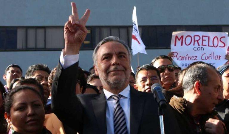 Ramírez Cuéllar ratificado por TEPJF como presidente de Morena