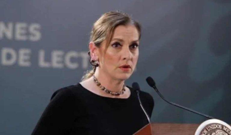 Beatriz Gutiérrez Müller lamenta agresiones a mujeres en redes sociales