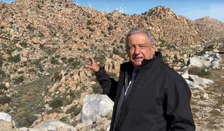 'No más permisos que afecten al medio ambiente, hay que respetar la naturaleza': AMLO